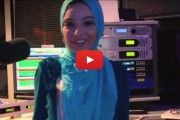 Libyan-American Student Aspires to Become Nation's First Hijab-Clad Anchorwoman
