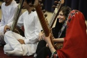 Afghan Students Bring Music to the State Department