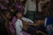 Aid Workers Forced Out in Myanmar
