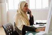 urban muslim woman show