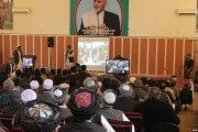 Afghan Prez Ghani Tech Advocacy