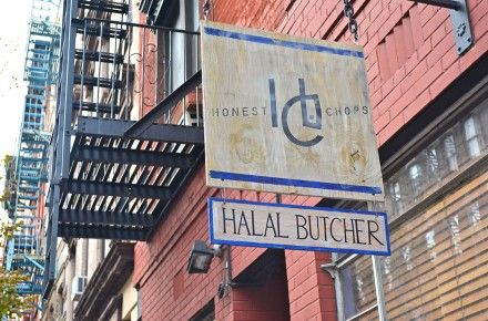 Halal Butcher Gets Ready For Thanksgiving