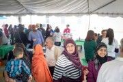 Muslim and Jewish doctors work together in health fair