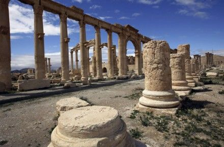 Top Muslim Institute Urges Protection of Palmyra