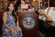 Maysoon Zayid and Dean Obeidallah