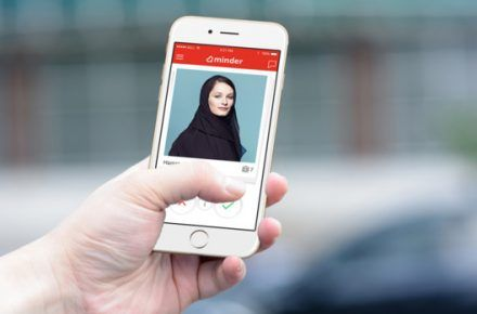 The Muslim Dating App Scene Is Hopping
