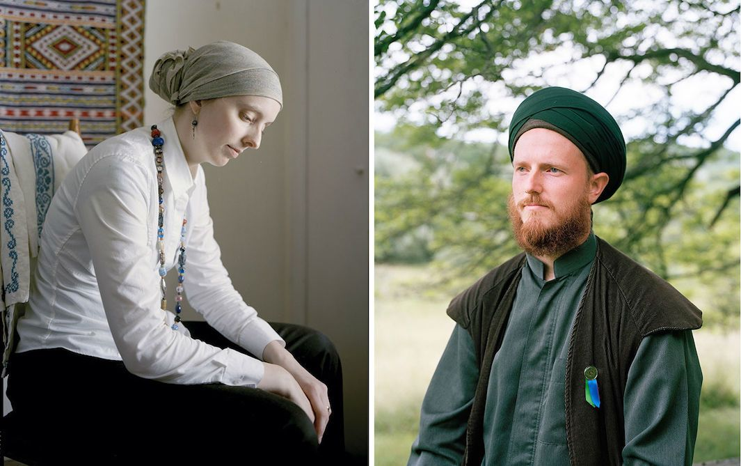 """New Photography Series """"The Converts"""" Captures The ..."""