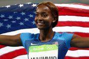 Muslim American Wins Olympic Gold
