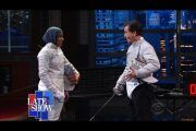 Ibtihaj Muhammad_The Late Show