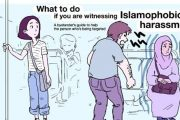 Comic Strip Shows How To Handle Islamophobic Incidents
