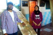 The Surf Queen Of Gaza