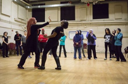 In NYC, Muslim Women Take Self-Defense Into Their Own Hands