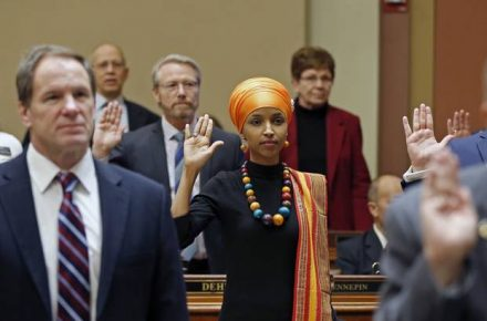 Last Week, Ilhan Omar Officially Makes History