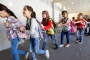 Syrian Refugee Children Express Their Feelings In Group Therapy
