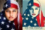 Meet The Muslim Woman Depicted In Iconic Shepard Fairey Poster
