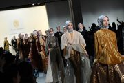 New York Fashion Week: This Designer Featured Immigrant Models In Hijabs