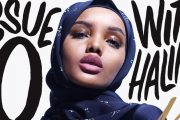 Pow!  Halima Aden Lands Her First Magazine Cover