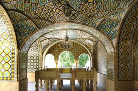 Photos of Iranian Historical Architecture Sites Will Amaze