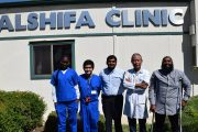 Clinic Al-Shifa Is Open For Everyone Who Is In Need