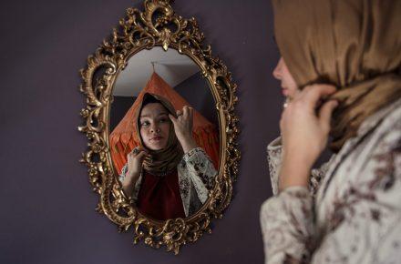 Baltimore Muslim Women and... Vogue