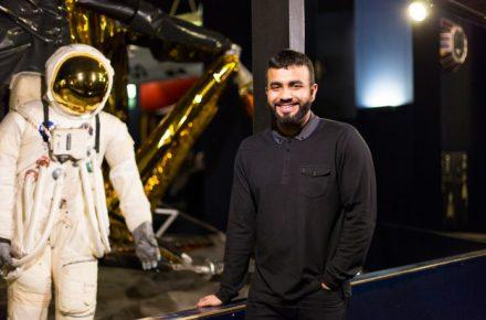SPOTLIGHT ON: First British Muslim In Space