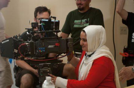 Filmmaker Lena Khan Calls Her Own Shots With Muslim Themed Film