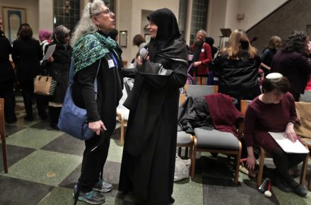 American Muslims and Jews Strengthen Bonds In New Era