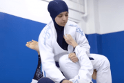 Fighting Islamophobia With Jiu-Jitsu