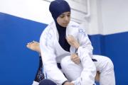 Fighting Islamophobia With Jiu-Jitsu