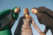 Sisterhood of Muslim Teens