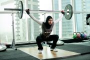 SPOTLIGHT ON: Weightlifter Pro Amna Al Haddad