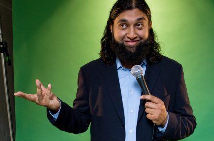 SPOTLIGHT ON: Comedian Azhar Usman