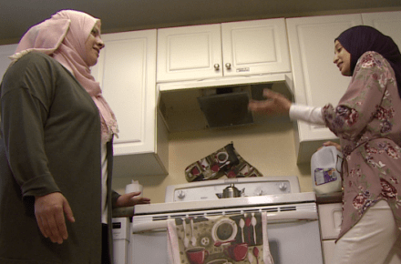 Canadian Muslim Women's Shelter Is Asylum Haven for U.S. Border Crossers