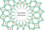 Ramadan Mubarak!