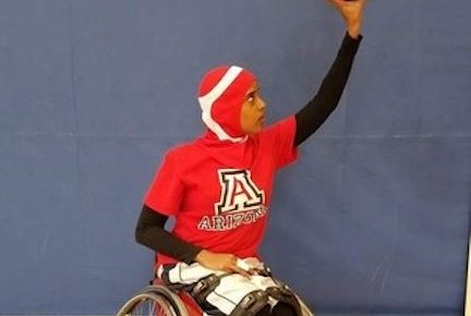 Disabled Somali Refugee Finds Personal Growth and Fulfillment In Basketball