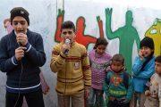 Syrian Refugee Children Find Their Passion In Hip Hop