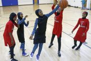 Hijabi Basketball Players Can Officially Compete, According to New Rule