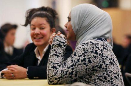 U.S. Muslim Schools Reach Out to Neighbors