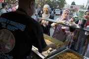 OC Muslim and Latino Groups Unite For An Iftar