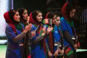 Despite Visa Obstacles, Afghan Girls' Robotics Team Allowed To Compete
