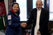 Afghan-American Female Pilot Embarks On Trip Around The World