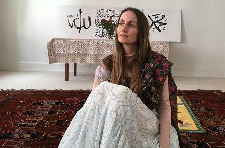 Denmark's Female Imam Sees Herself As Agency Of Change