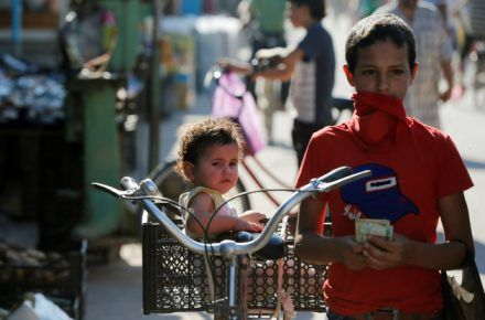A Look At Syrian Children Growing Up At Za'atari Refugee Camp