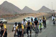 British Muslims Bike All The Way To…  Saudi Arabia!