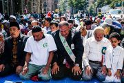 Muslim Day Parade Sends Powerful Message of Inclusion