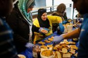 In Denver, 100 Plus Muslim volunteers Feed Homeless