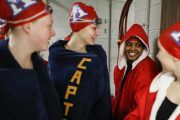 In Minnesota, Somali-American Girls Make History on Swim Team
