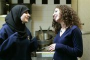 At Harvard, Muslim-Jewish Students Tackle These Complicated Times By Friendship