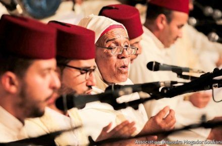 In Morocco, Jews and Muslims Celebrate Interfaith Festival