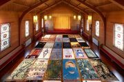 Prayer Rugs Exhibition in San Francisco Rolls Out…